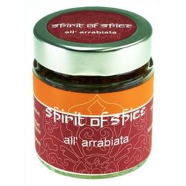 Spirit of Spice All' Arrabiata (over vers gekookte pasta )