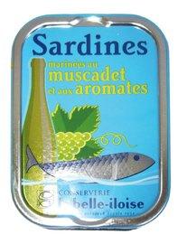 La Belle-Iloise - Sardines in de Muscadet