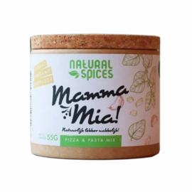 Natural Spices Mamma Mia Pizza & Pasta Kruiden