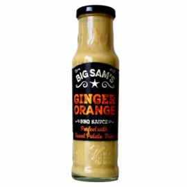 Big Sam's BBQ Ginger Orange Sauce