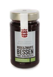 BIO 100% fruit Rode en Zwarte bessen suikervrij Mariënwaerdt