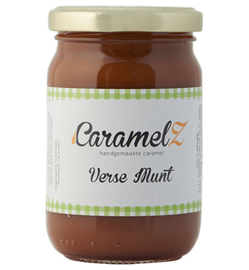 CaramelZ Karamel Verse Munt 110 gram