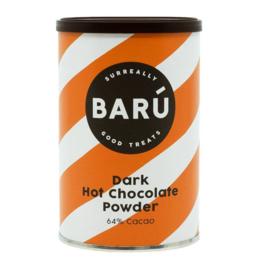 BARÚ Dark hot Chocolate powder (12 koppen)
