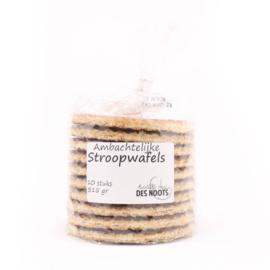 Des Noots stroopwafels blanco