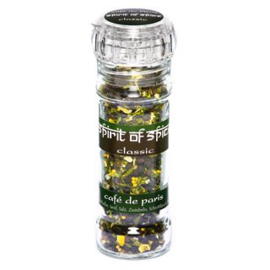Spirit of Spice Café de Paris (Sauzen, kruidenboter, roomsaus, gratins, marinades, saladedressings)