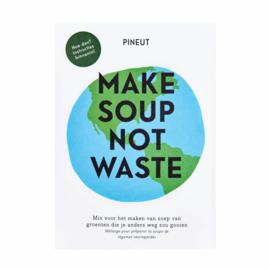 Pineut Soep Starter No Waste!