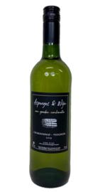 Witte Wijn voor bij Asperges Chardonnay-Viognier