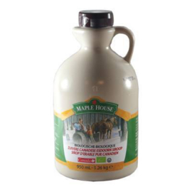 Maple House Maple Syrup biologisch