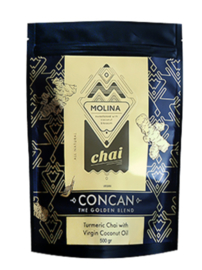 Molina Chai Golden Milk Latte 200 gram