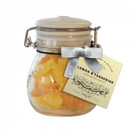 Cartwright & Butler Luxe cadeaupot met Citrus Snoepjes