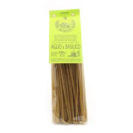 Morelli Pasta Linguine Garlic Basil