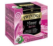 Twinings Tea Pods Nespresso Happy Berries