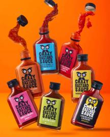 Crazy Bastard Sauce Set alle 7 soorten