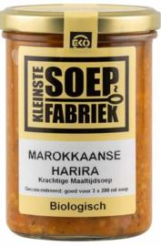 BIO Marokkaanse Harira Maaltijdsoep Kleinste Soepfabriek