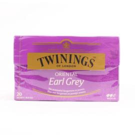 Twinings Oriental Earl Grey Jasmijn 20 st. (zwart)