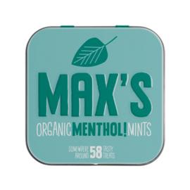 Max's Biologische Menthol Mints