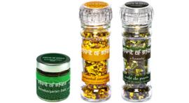 Spirit of Spice kruiden melanges, rijst, linzen en Risotto's