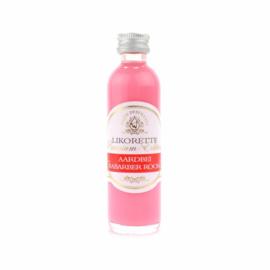 Wajos Aardbeien rabarber likeur 40 ml.