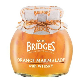 Mrs Bridges Sinaasappel Marmelade met Whiskey