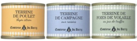 Comtesse du Barry Franse Terrines