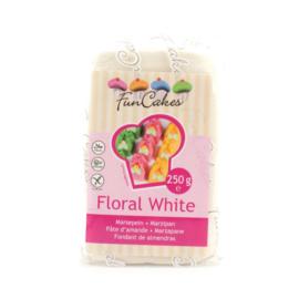 FunCakes Marsepein Floral White