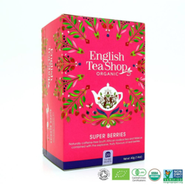 English Tea Shop Super Berries 20 zakjes