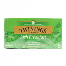 Twinings Irish breakfast 25 st. (zwart)
