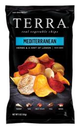 Terra chips Meditterranean