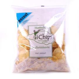 Hoeksche Chips Naturel met Zeezout