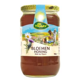 De Traay Bloemen Honing Vloeibaar 900 gram