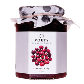 Voets Cheese Dipper Cranberry