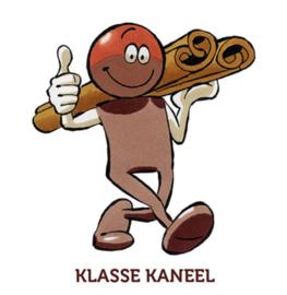 ChocoladeBikkel Klasse Kaneel