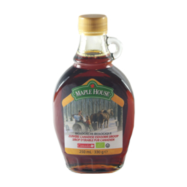 Maple House BIO Maple Siroop - Ahornsiroop - Esdoornsiroop - Maple Syrup