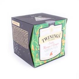 Twinings Platinum Mango & Ginger 15 st. (groen)