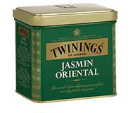 Twinings Losse thee in blik Groene Jasmijn 200 gram