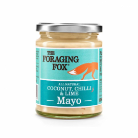 The Foraging Fox Coconut, chilli & Limoen Mayo