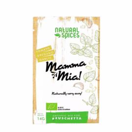 Natural Spices Bruschetta Mix Mama Mia