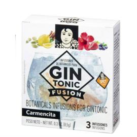 Carmencita Gin Tonic Fusion