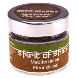 Spirit of Spice Fleur de Sel Mediterraans (Het ECHTE Zeezout, geen goedkope namaak)
