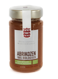 BIO 100% fruit Abrikozen  suikervrij Mariënwaerdt