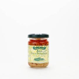 Gran Cucina pittige knoflook pastasaus