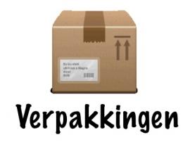 Werkwijze leveringen en verpakkingen