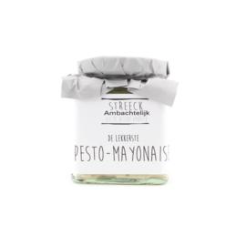 Streeck Pesto Mayonaise