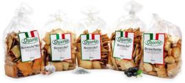 Sapore Italiaanse Toast & Zoetigheden
