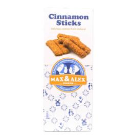 Stroopwafel & Co Cinnamon Sticks (koekje met kaneel en suiker)