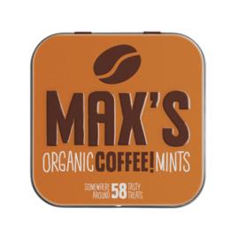 Max's Biologische Coffee Mints