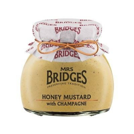 Mrs Bridges Mosterd met Honing & Champagne