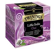 Twinings Tea Pods Nespresso Little India Chai