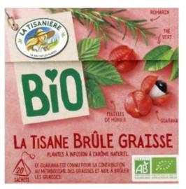 La Tisaniere Biologische Vetverbrander thee