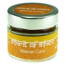 Spirit of Spice Madras Curry (voor alle milde groenten, vis of vlees,  kerrieschotels)